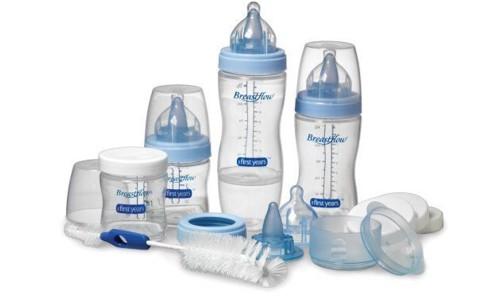 Детские бутылочки и аксессуары