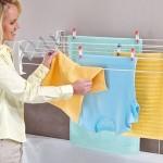 Сушить белье в квартире небезопасно