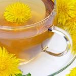 Полезный чай из одуванчиков