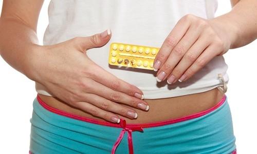 Противозачаточные таблетки от рака