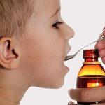 Кодеиносодержащие препараты вредны для детей