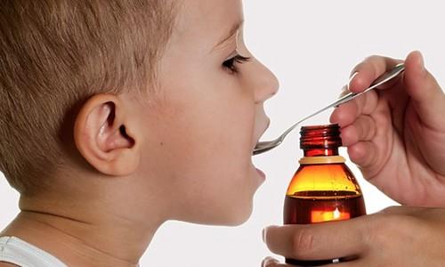 Кодеин опасен для детей
