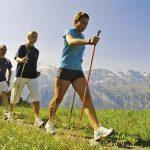 Ходьба с палками – в чем польза?