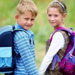 Как правильно носить школьный ранец?
