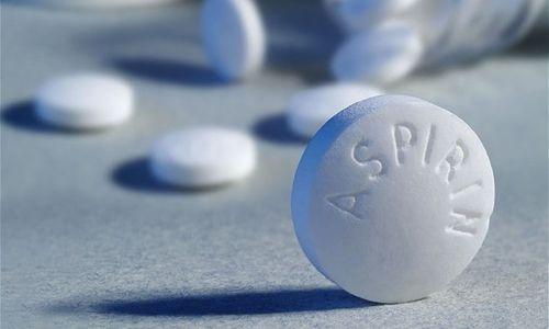 Аспирин при раке