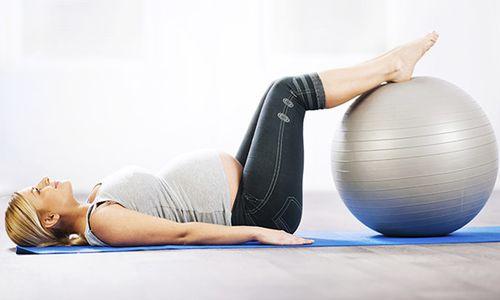 Занятия спортом во время беременности