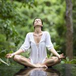 Медитация поможет справиться с депрессией
