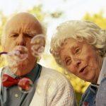 Как не падать духом на пенсии