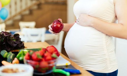 Похудеть беременной