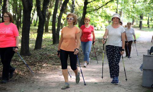 Здоровая ходьба полчаса