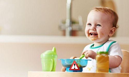 Мышьяк в детском питании