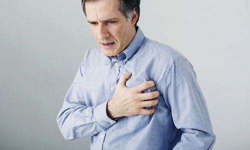 У мужчин тоже бывает рак груди