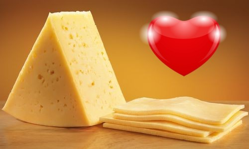 Сыр полезен для сердца
