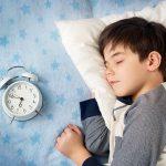Правильный и здоровый сон ребенка