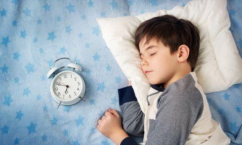Полноценный сон ребенка