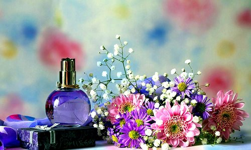 Запахло весной духи